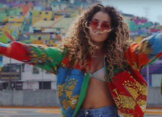 Sigala y Ella Eyre graban video musical en Pachuca