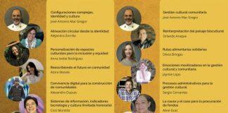 Invitan a Seminario de Gestión Cultural Comunitaria para la Innovación
