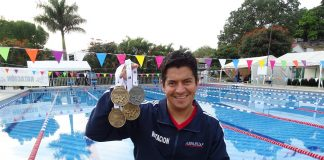 López Aguilar logra oro en Juegos de los Trabajadores