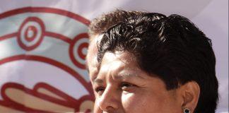 Karina Pérez agradece honestidad de delegado del IMSS