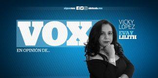 Fragmentada el alma de las mujeres en un Mexico feminicida