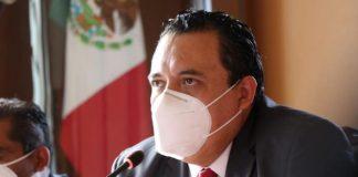 Edil sustituto de Tehuacan, Andres Caballero, busca ser candidato