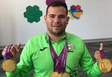 Diego López Díaz, medallista de los Juegos Paralímpicos de Tokio 2020.