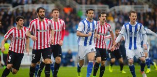 Real Sociedad cede terreno al caer en derbi vasco contra Athletic Bilbao