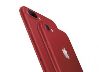 Nuevo iPhone7 RED