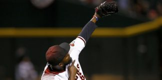 Owings, Diamondbacks remontan para derrotar a Gigantes 8-6