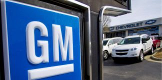 General Motors reestructura mercados internacionales