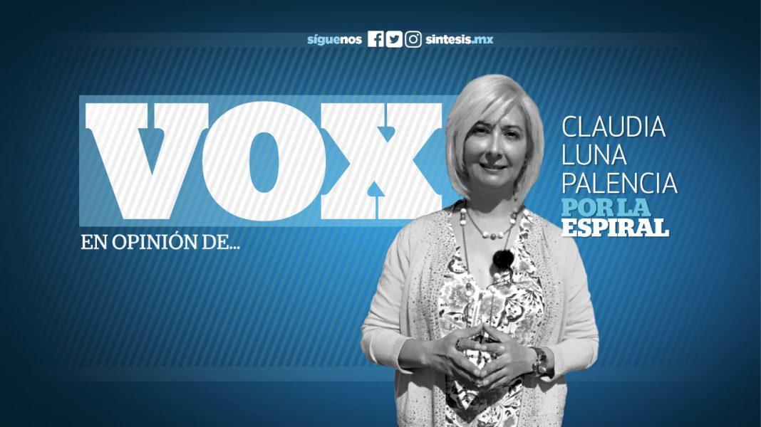Claudia Luna Palencia - Covid - Destino