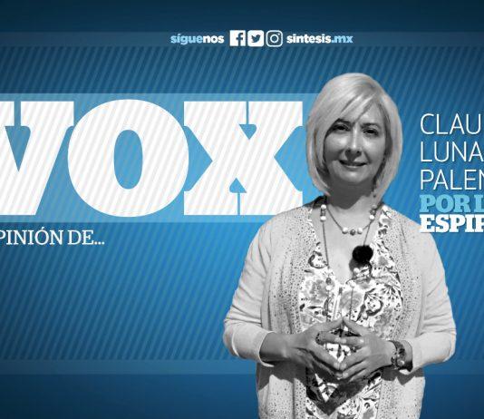 Claudia Luna Palencia - Covid - Democracia
