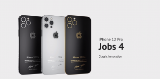 Venden iPhone 12 con pedazo de sueter de Steve Jobs