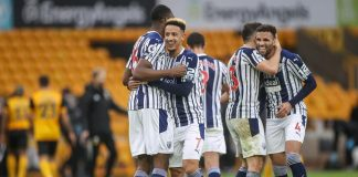 Wolverhampton vs west brom EFE